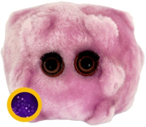 cuddly microbes